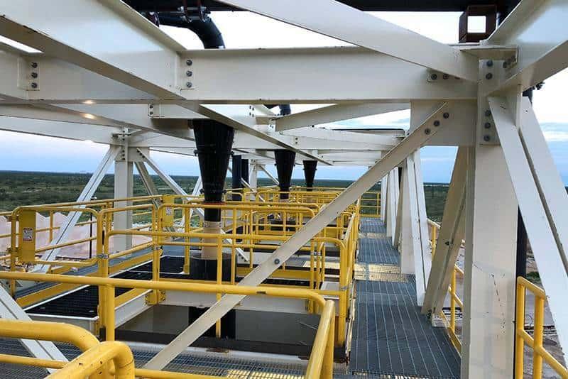 Covia-Unimun - Frac Sand Production | Superior Industries