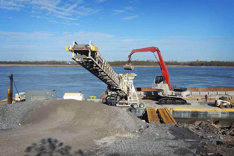 river terminals 01 Vulcan Materials-Memphis, TN