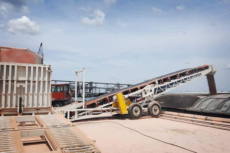 river terminals 04 Port of Nueva Palmir - Colonia, Urguaya