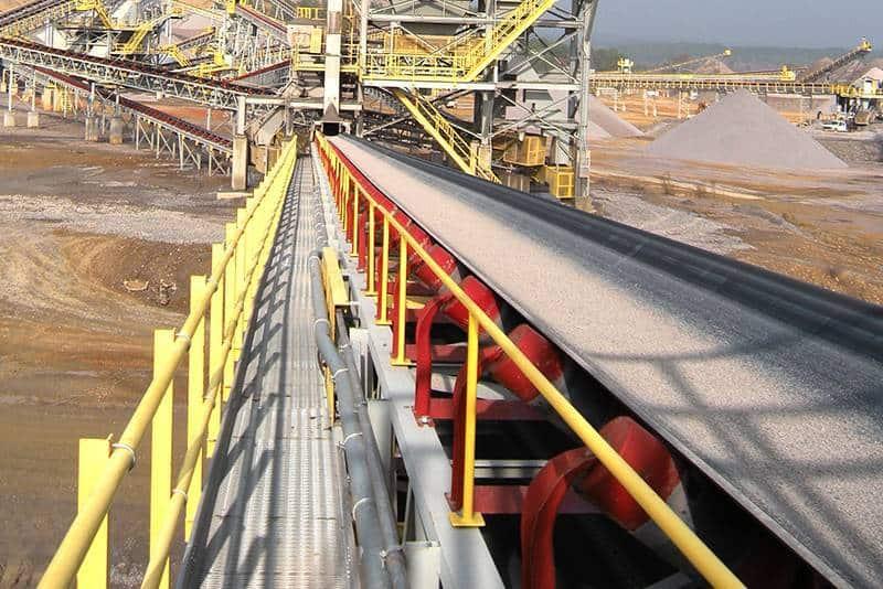 Conveyor Safety Handrails | Superior Industries