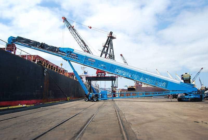 Ocean Terminals - Port of Richmond (USA)