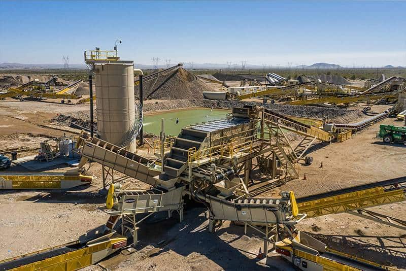 CM site Granite Construction CA 02 by Superior Industries