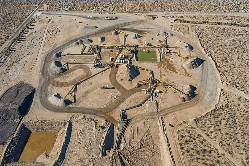 CM site Granite Construction CA 03 by Superior Industries