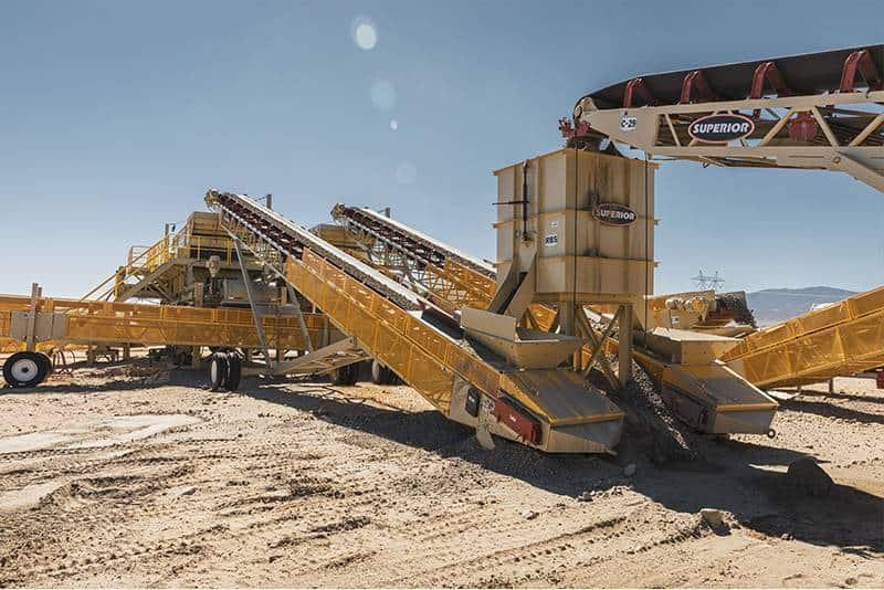 CM site Granite Construction CA 07 by Superior Industries