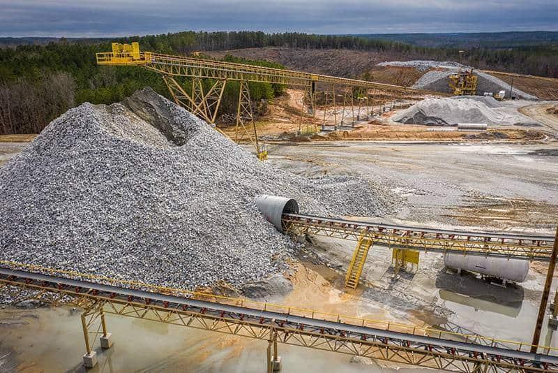CM site Summit Materials GA 03 by Superior Industries