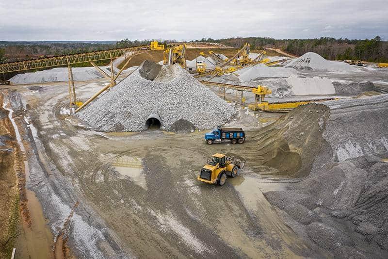 CM site Summit Materials GA 06 by Superior Industries